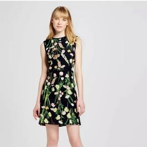 Victoria Beckham for Target Floral Sheath Dress